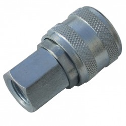 Tooline QC1/4F Quick Coupler Female Bulk