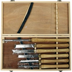 Tooline 6 Pcs Chisel Set