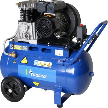 Tooline CCS50/268 50L Belt Drive Compressor