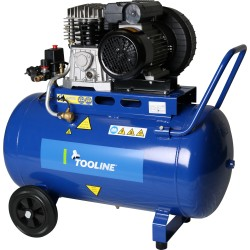 Tooline CCS100/360 100L Belt Drive Compressor