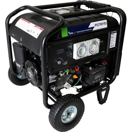 Tooline PG7001Ei  7KW Petrol Inverter Generator