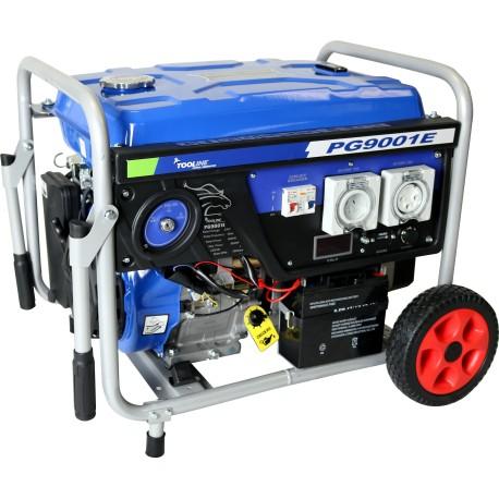 Tooline PG9001E Petrol Generator