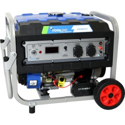 Tooline PG3601E 3.6KW Petrol Generator