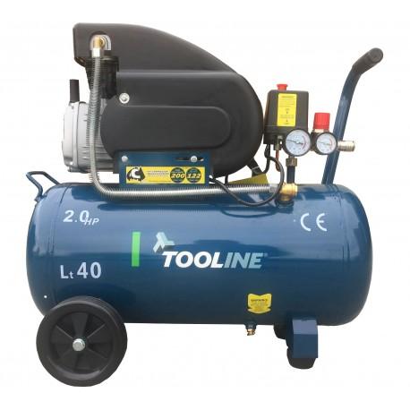 Tooline AC2041 40l Compressor