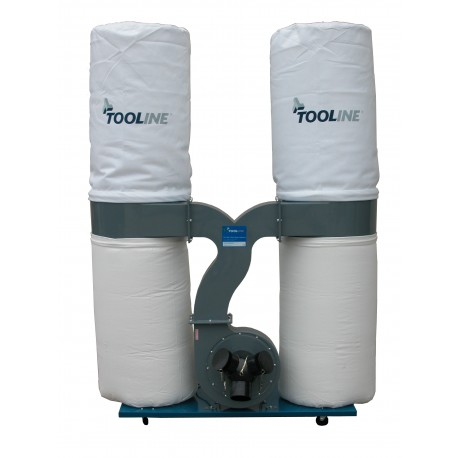 Tooline 3 Port Dust Collector