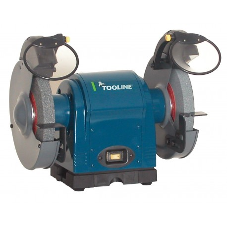 Tooline 200mm Heavy Duty Bench Grinder