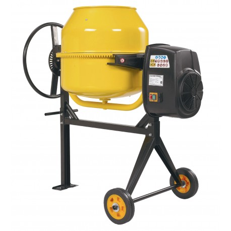 Tooline 125L Concrete Mixer