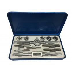 Tooline 12mm - 12 Pce Metric Tap & Die Set