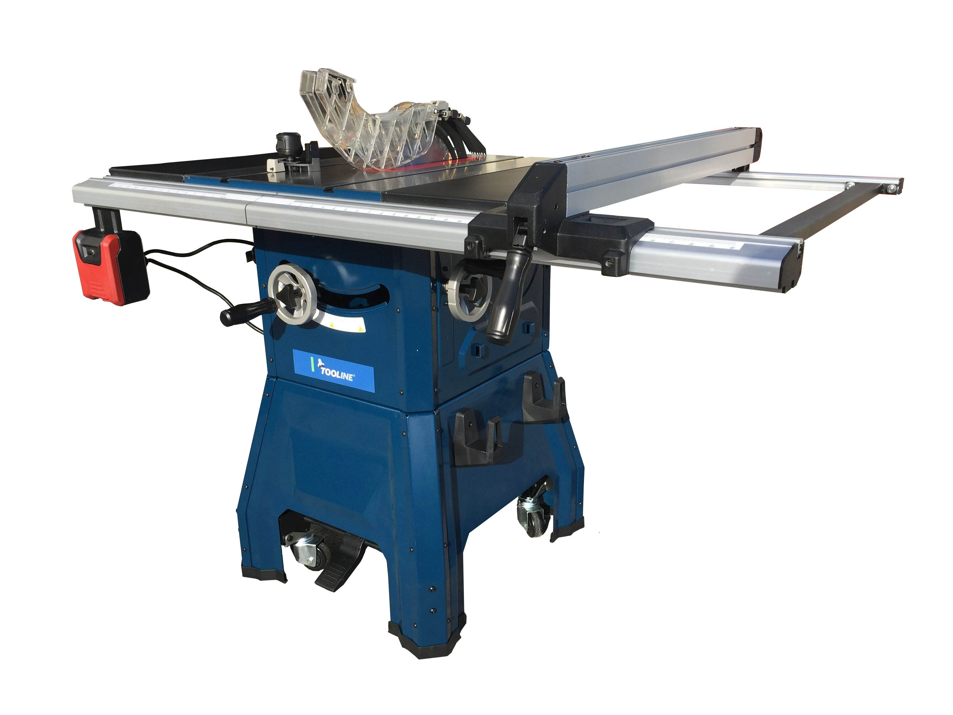 Tooline TS255 254mm Table Saw - Tooline Limited