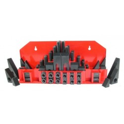Tooline 58 Piece M16 Steel Clamping Kit