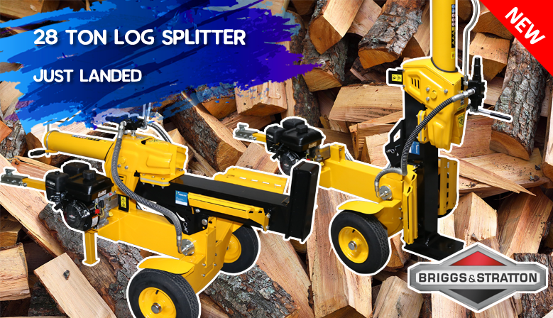 LS28 Log Splitter